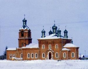 Храм пророка Илии 2007 год